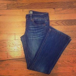 Jolt bootleg jeans EUC